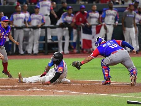 Toros de Dominicana remonta ante Puerto Rico y está en la Final de la Serie del Caribe