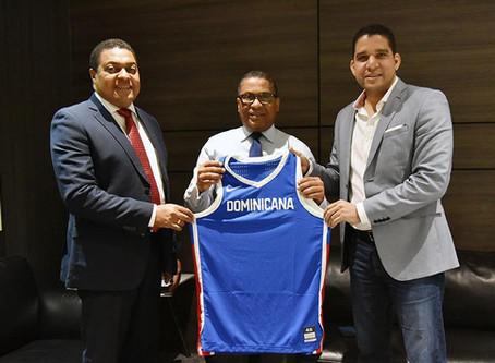 Obras Públicas dará respaldo a selección nacional de baloncesto