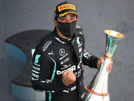 Lewis Hamilton conquista el Gran Premio de España en la Formula Uno