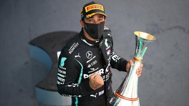Lewis Hamilton rompe récord de Michael Schumacher con su victoria en el Gran Premio de España