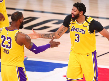 Los Angeles Lakers acarician la Final de conferencia gracias a su defensiva