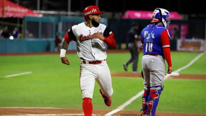 Los Cardenales de Lara de Venezuela se mantuvieron invictos 3-0 en la Serie del Caribe 2020 al vencer 3-2 a los Cangrejeros de Santurce de Puerto Rico