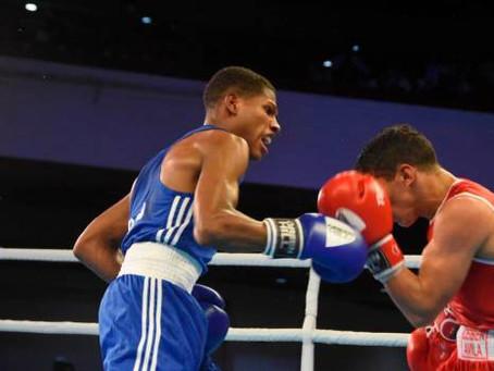 Rodrigo Marte gana oro en los 52 kilos en Lima 2019