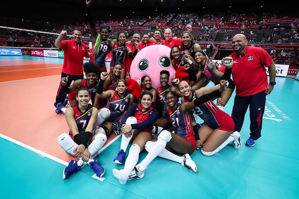 República Dominicana le gano al equipo número uno del mundo.