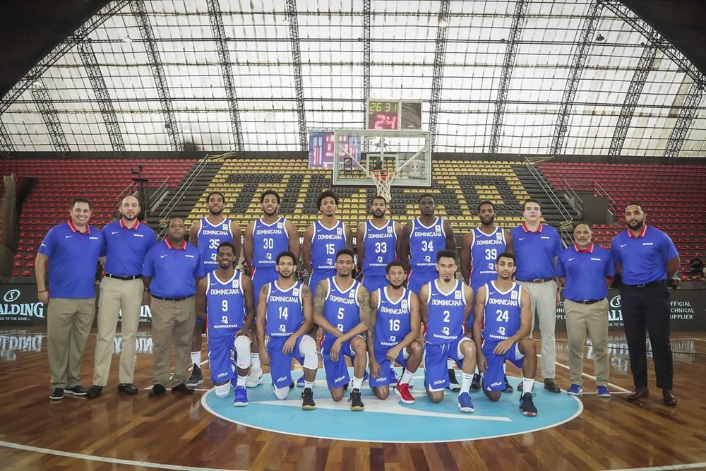 Selección Dominicana de Baloncesto