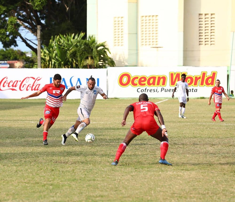 Prensa Atlántico FC Fotos de Alfonso Conde