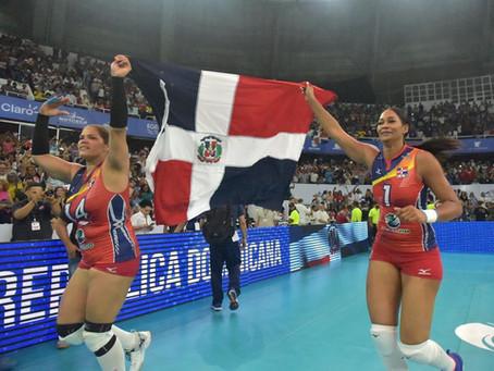 """""""Reinas del Caribe"""" conquistan pase a los Juegos Olímpicos de Tokyo."""