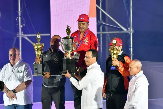 El ministro de educación, Antonio Peña Mirabal anunció a Santiago como la ciudad que ha de organizar la X edición de los Juegos Escolares Deportivos Nacionales en el año 2021.