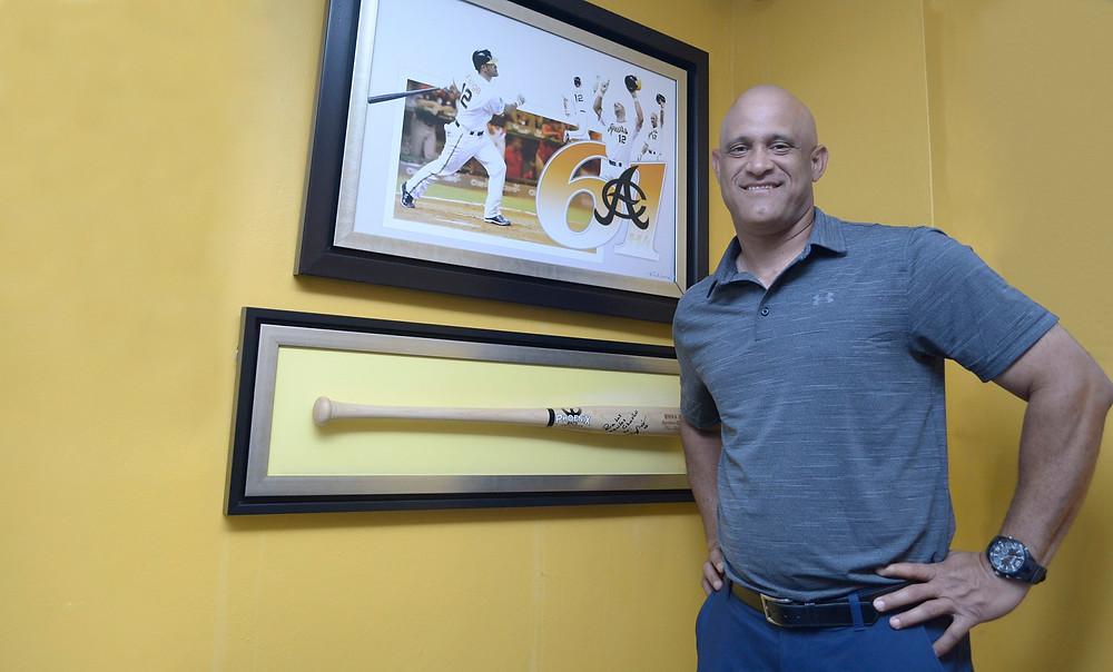 Mendy Lopez espera aportar a la causa de las Águilas Cibaeñas