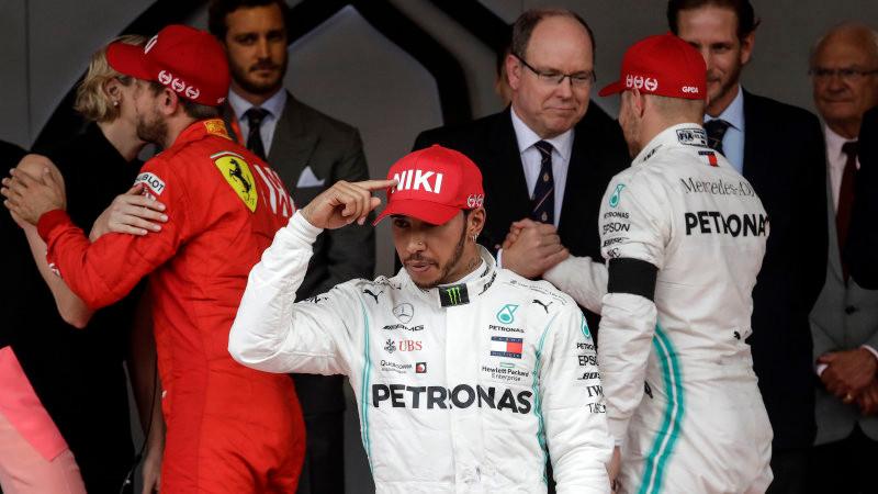 Lewis Hamilton ganó el Gran Premio de Fórmula Uno de Mónaco