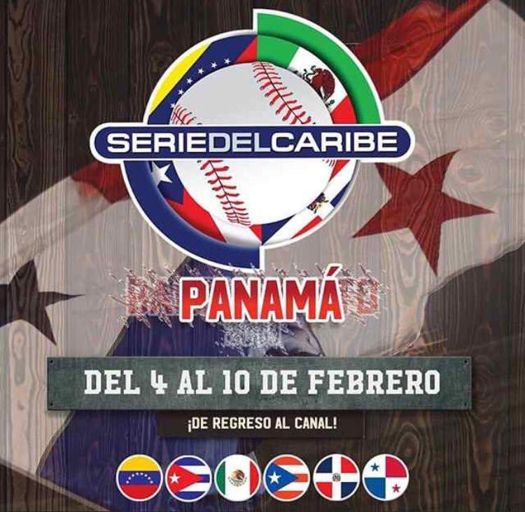 Logo Serie del Caribe 2019