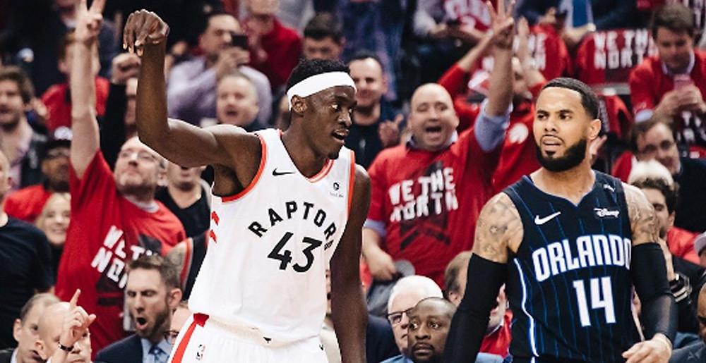 Toronto Raptors domina el juego 5