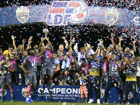 Atlético Pantoja es el primer club bicampeón en la historia de LDF. Mira los Vídeos.