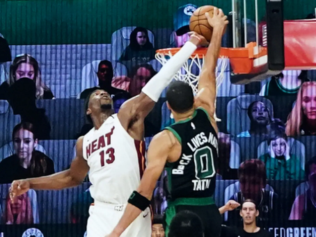 Triunfo de Miami Heat ante Boston Celtics por 114-117