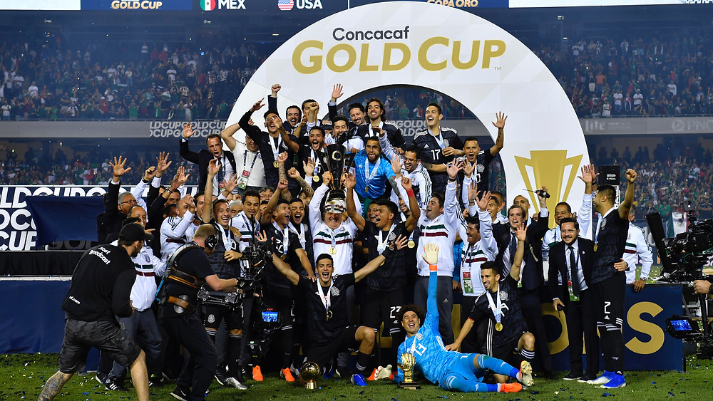 """México, campeón de la Copa Oro de la mano de Ochoa, Dos Santos y el """"Tata"""" Martino - Infobae"""