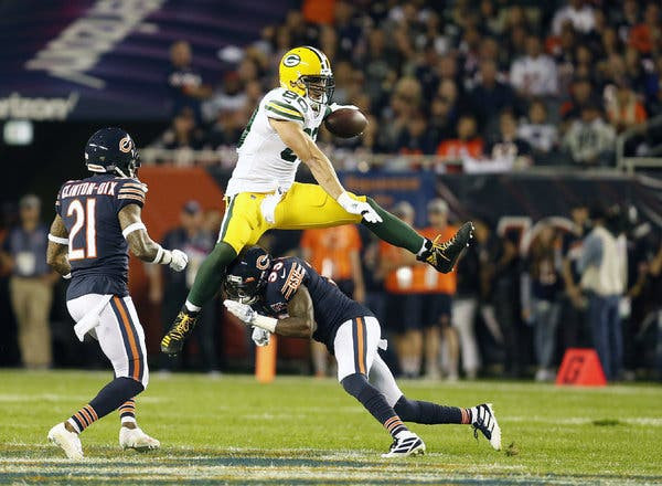 Packers de Green Bay utilizaron la vieja fórmula de los Bears, una defensa impenetrable