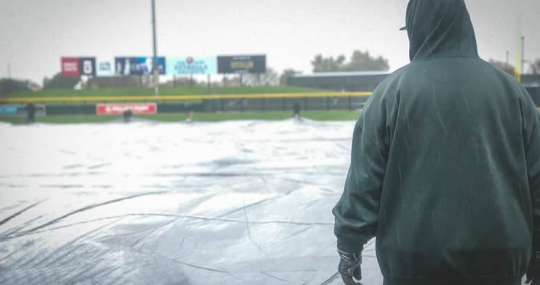 La lluvia impidió el juego de ayer Fuente LMP