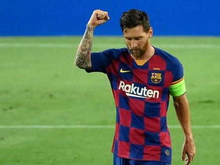 De último Minuto: Lionel Messi tomó la decisión de seguir en el Barcelona
