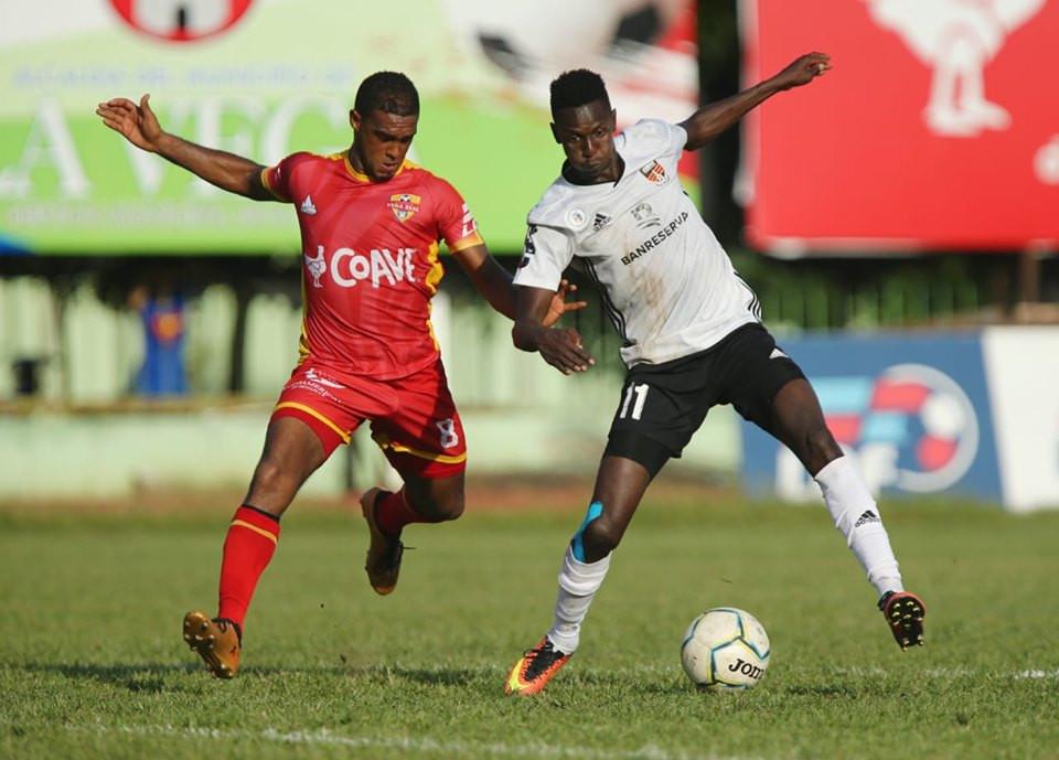 Los oncenos Cibao FC y Atlántico FC lograron sendas victorias