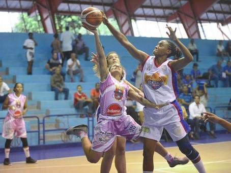 Murallas y Olímpicas ganan en inicio de la ronda semifinal LNBF