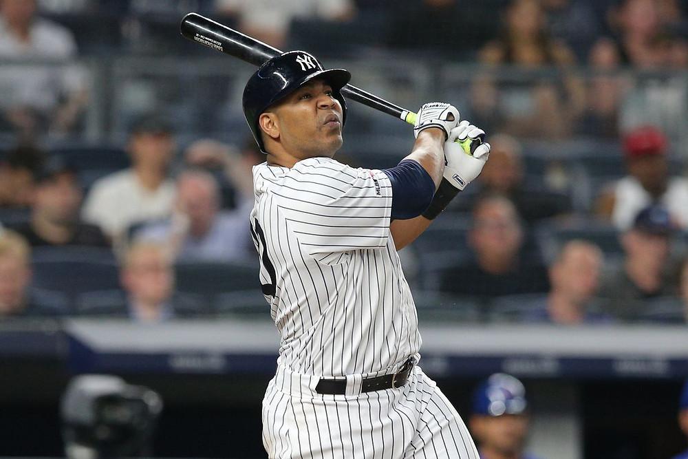 Edwin Encarnación consiguió un bambinazo más por los Yankees