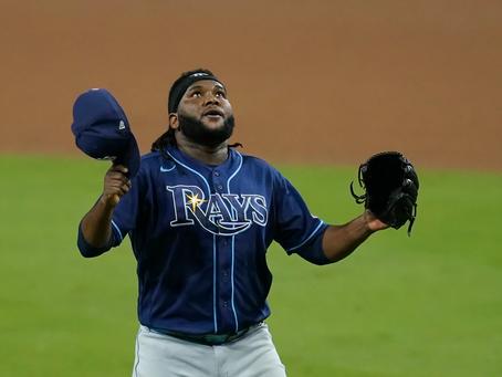 Rays vence a Astros y están a un triunfo de Serie Mundial