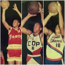Mauricio Espinal, Yayo Almonte y Jose Bombo Abreu