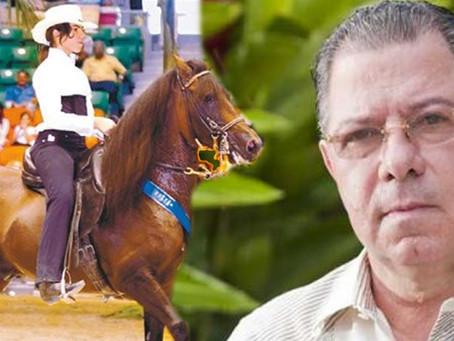 Clásico Arnulfo Gutiérrez y cabalgata en Patronales Santiago
