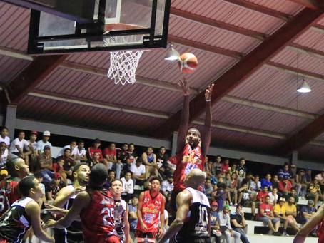 Parque Hostos y San Sebastián conquistan triunfos Baloncesto U-23 de Espaillat