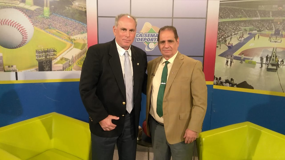 Domingo Ernesto Pichardo y Hector J. Cruz