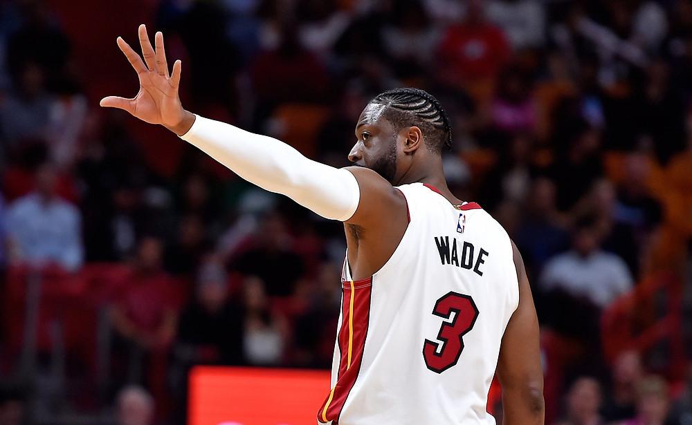 Dwyane Wade se despide del Miami Arena