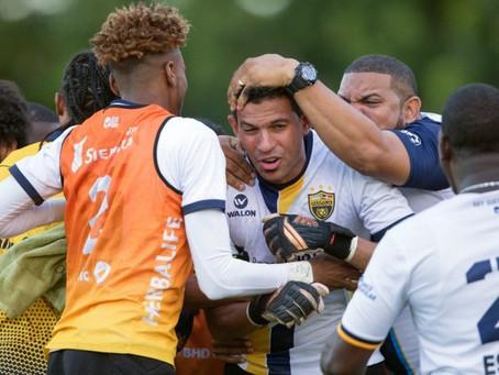 Atlético Pantoja pasa a la final del Apertura del fútbol dominicano