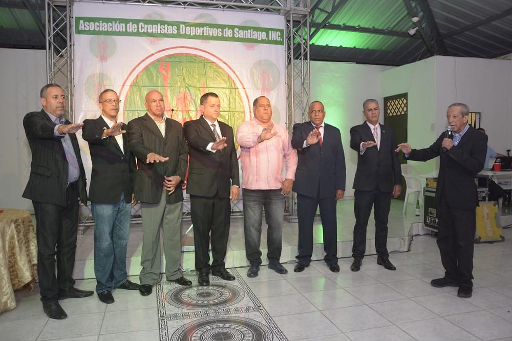 Fue juramentada este lunes la nueva directiva de dicha entidad, que encabeza el licenciado César Ureña