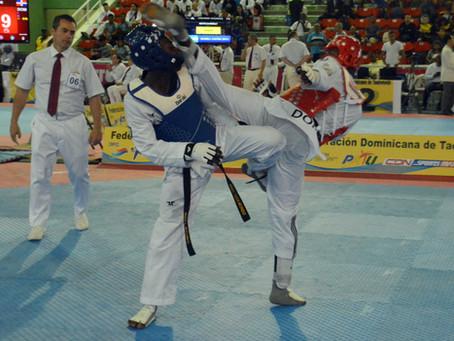 República Dominicana logra cuatro cupos para Lima 2019 y otros dos en parataekwondo