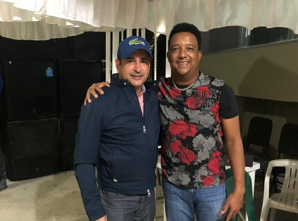 Víctor Suárez y Pedro Martínez