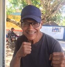 Johnny Peralta inmortal del boxeo