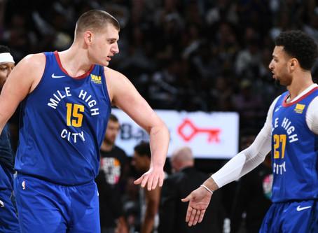 Los Nuggets cobran venganza ante los Clippers e igualan la serie gracias a Jokic y Murray