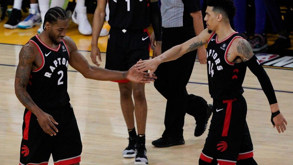 """Danny Green recobró ese """"toque"""" en sus disparos que lo ha llevado a ser uno de los mejores tiradores de distancia en la NBA"""