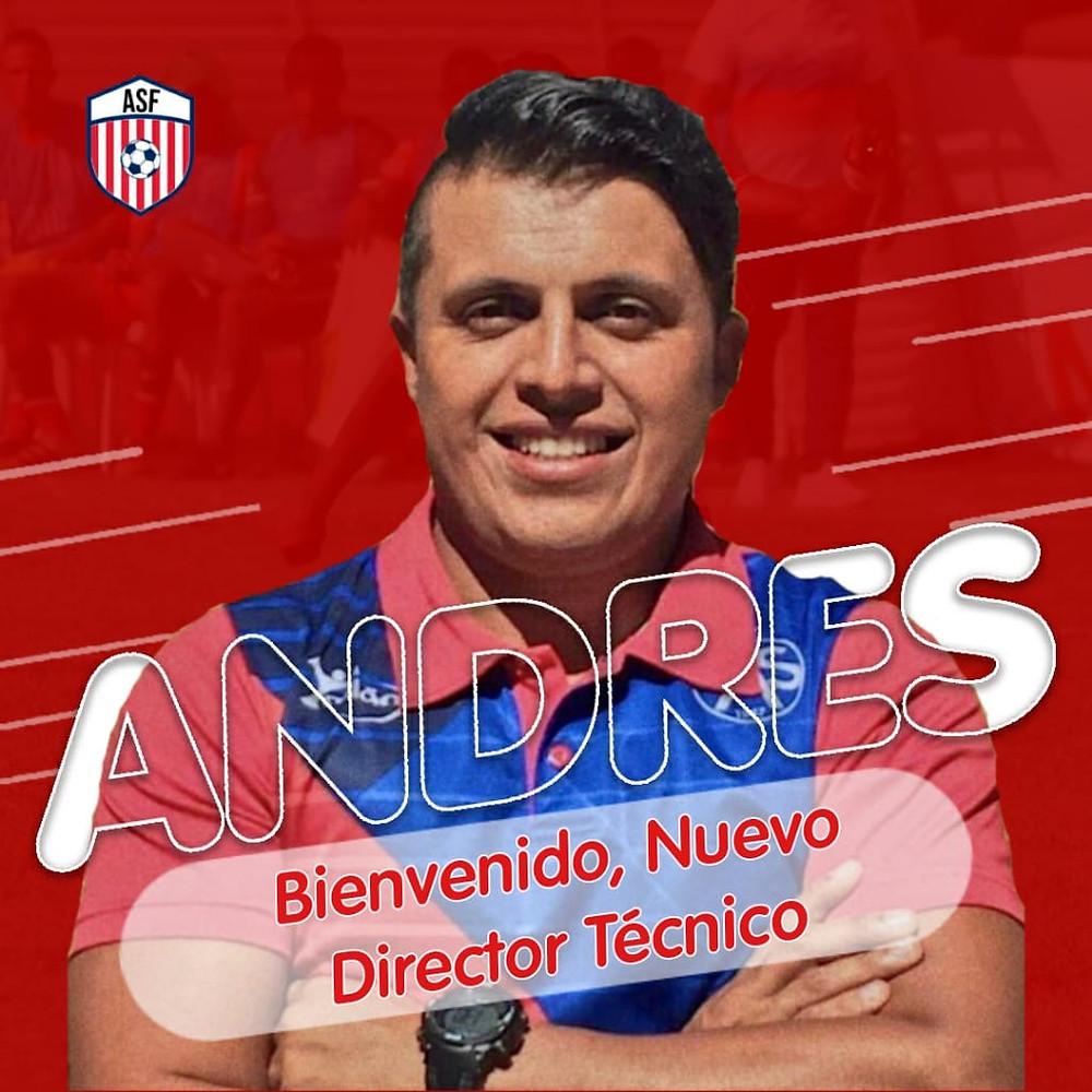Andrés Giovanni García