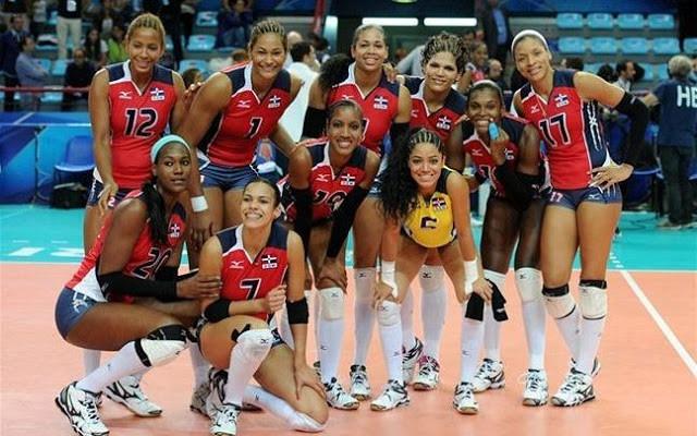 Las Reinas del Caribe se enfrentarán en días consecutivos a Italia (No.9 del mundo), Serbia (1ro en el escalafón), y al campeón reinante Estados Unidos (No. 3).