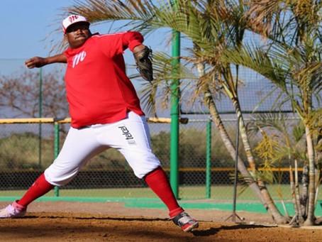 Jumbo Díaz, entusiasmado de jugar con el México