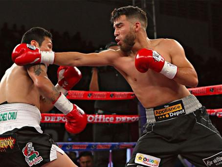 """Ejecutan a balazos a José """"Gallito"""" Quirino, joven promesa del boxeo mexicano"""