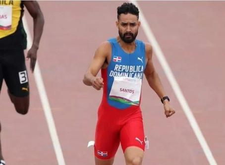 Luguelin Santos queda sin medalla en Juegos Panamericanos 2019. Mira la carrera.