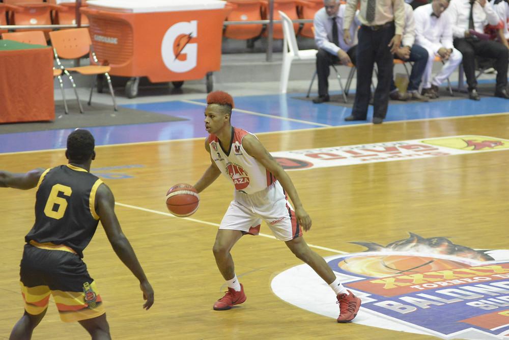 Oliver Garcia es una de las figuras principales del torneo