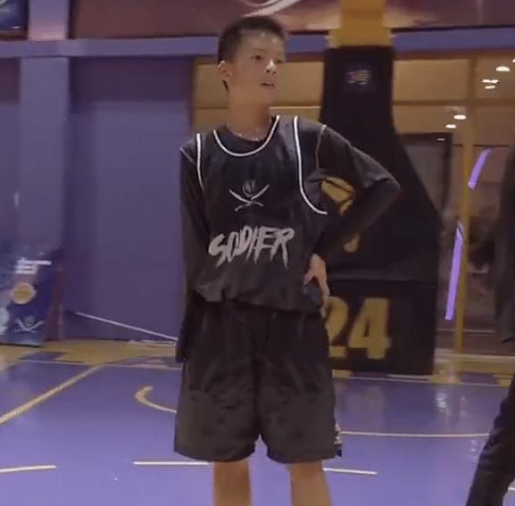 Zhang Jiacheng, un niño chino de 13 años