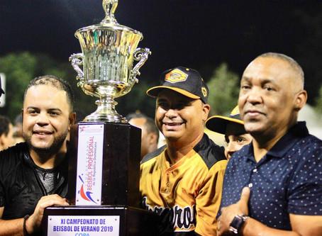 Granjeros revalidan título y suman siete coronas en Liga de Verano