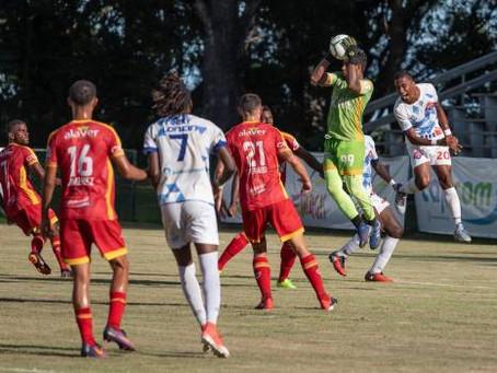 San Cristóbal sale delante en las semifinales da la LDF