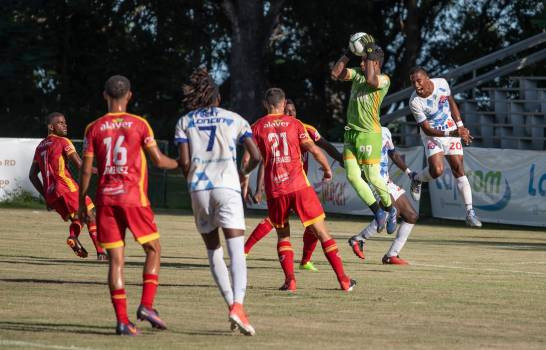 Atlético San Cristóbal logro su respectivo triunfo sobre Atlético Vega Real