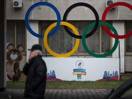 Apartan a Rusia de los Juegos Olímpicos y de otras competiciones importantes durante 4 años.