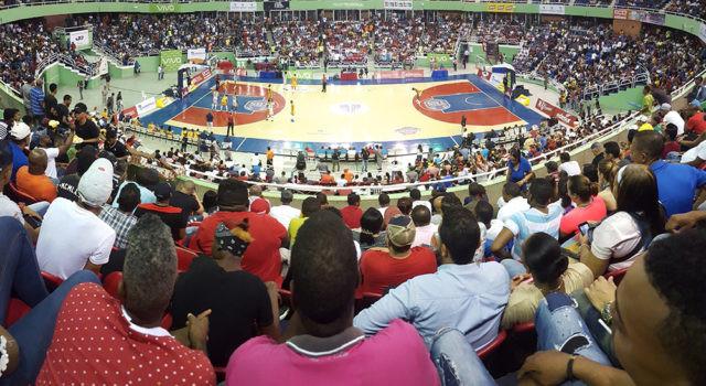 El Palacio de los Deportes fue remozado por el estado dominicano por una inversión de 60 millones de pesos.